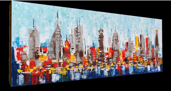 Urban city 150x55