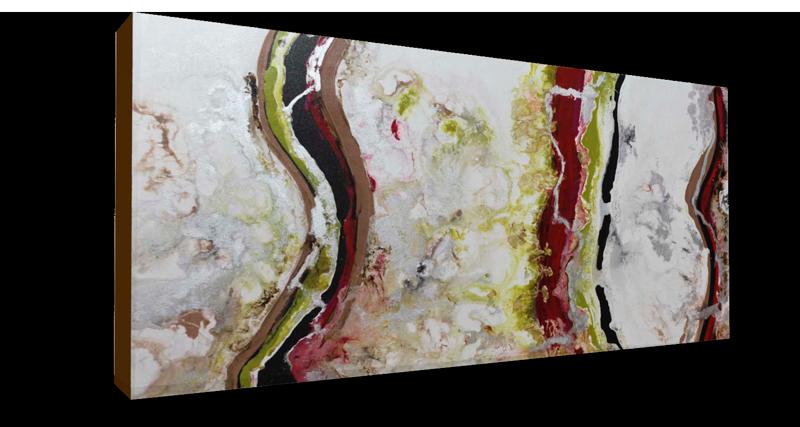 abstracto-rojo-verde-negro